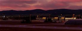 Sofia Airport (LBSF) Microsoft Flight Simulator