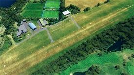 EDKL- Flugplatz Leverkusen Microsoft Flight Simulator