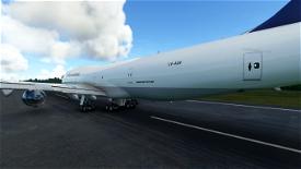 Asobo 747-8i Aerolineas Argentinas Cargo (No Mirroring) Microsoft Flight Simulator