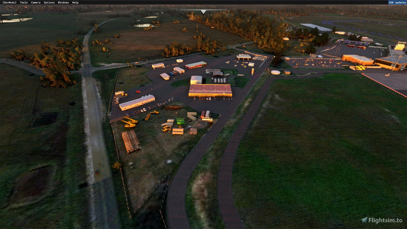 George Airport(FAGG)