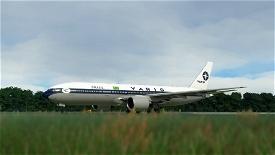 CS-777-200ER PP-VAZ - VARIG RETRO 1996 Microsoft Flight Simulator