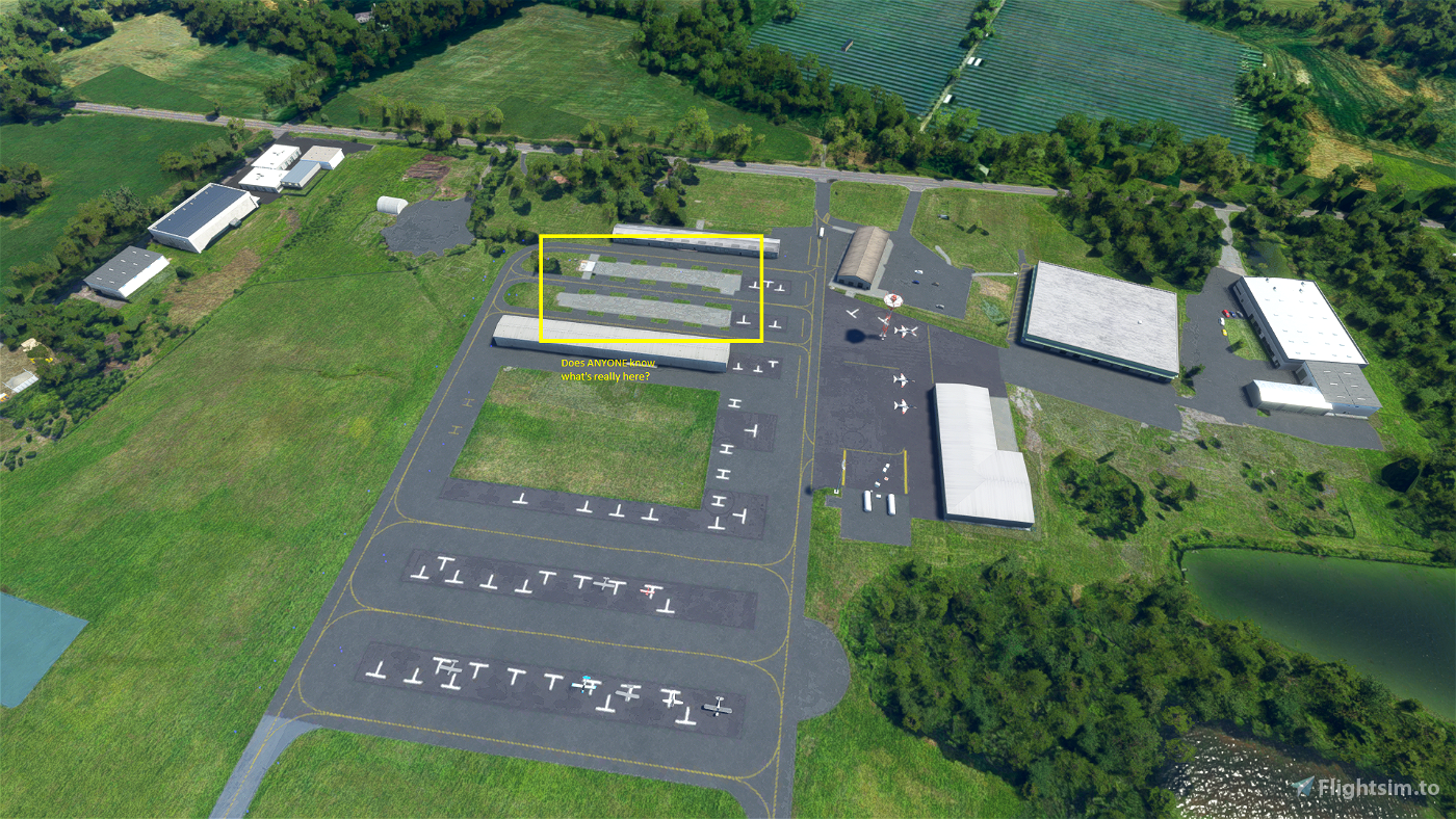 South Jersey Regional Airport- KVAY