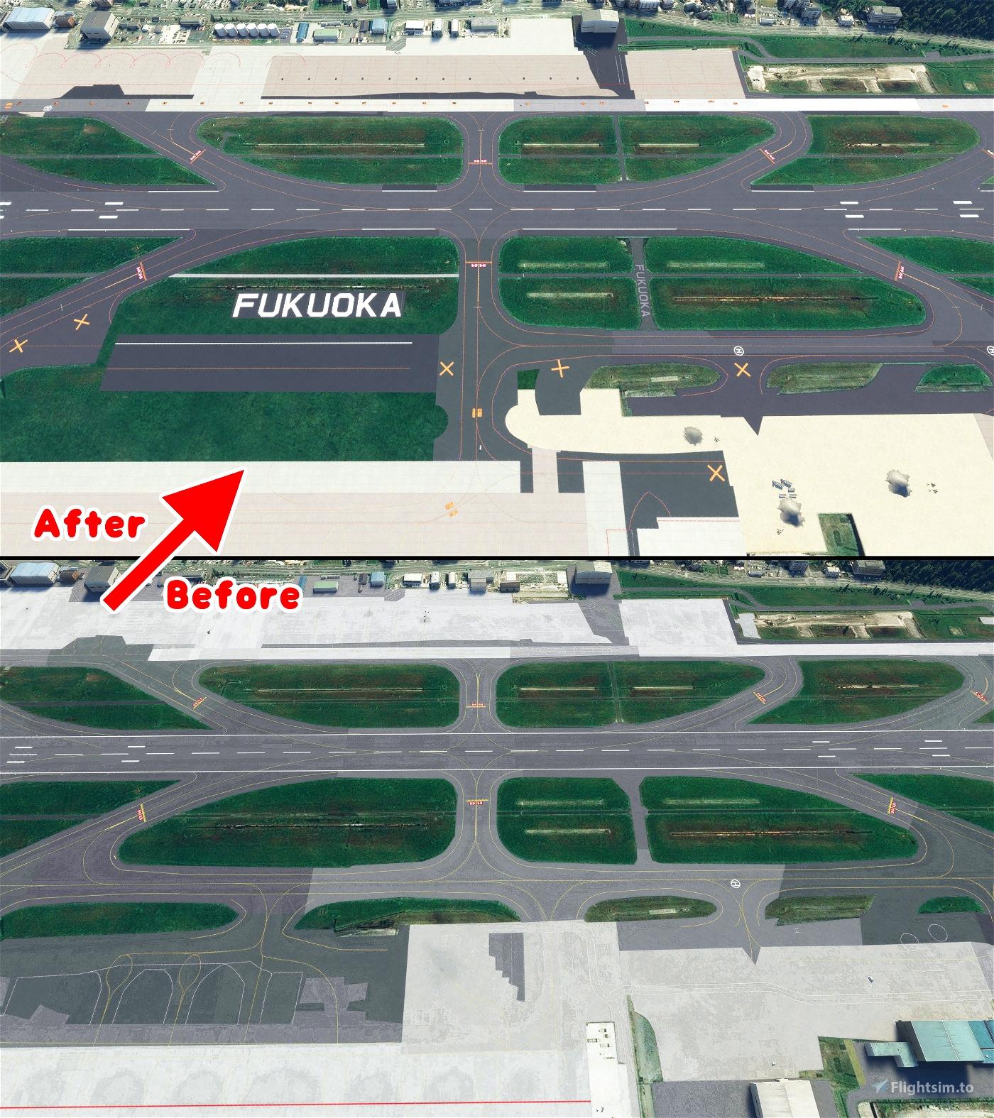 [RJFF] Fukuoka Airport
