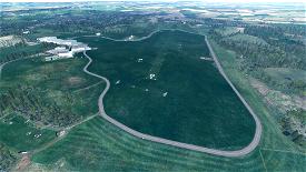 Redhill EGKR Microsoft Flight Simulator