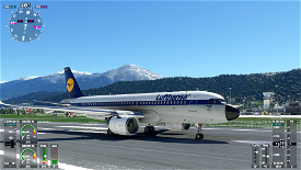 a320neo 8k LUFTHANSA-RETRO-70/80 Microsoft Flight Simulator