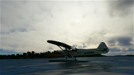 Xcub Floats/Amphibious - Berserk Microsoft Flight Simulator