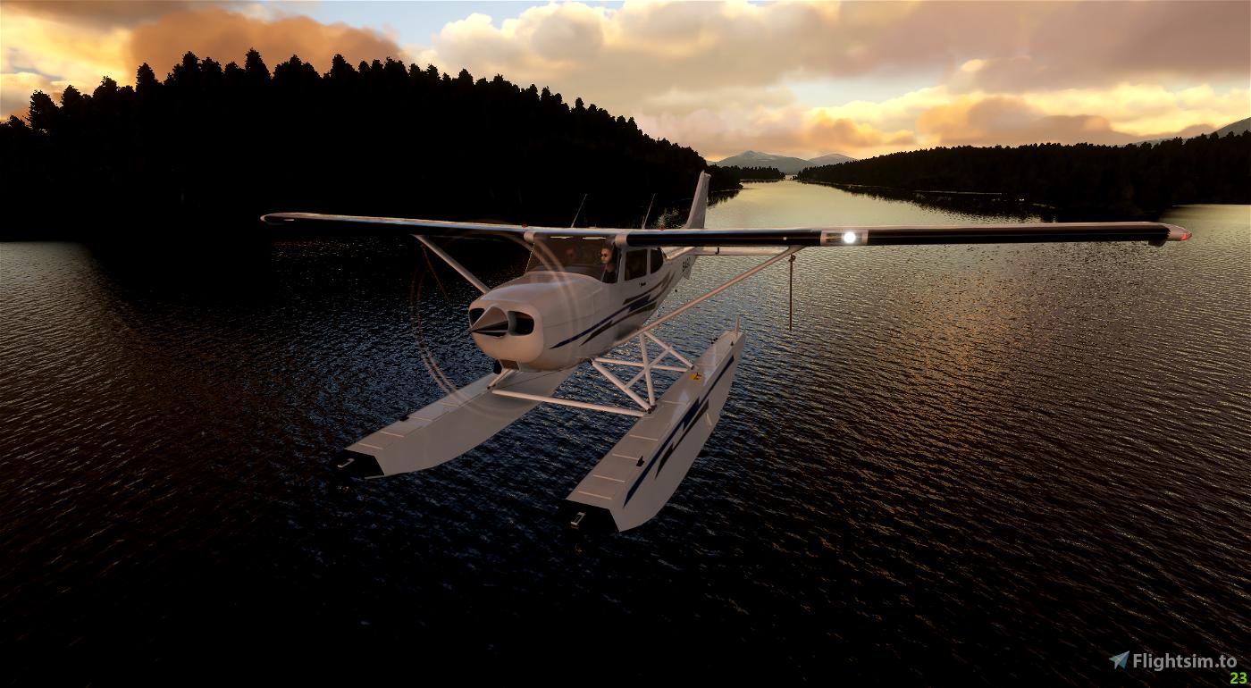Cessna 172 Amphibian