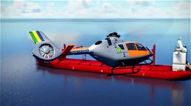 Airbus H135 -  Marinha do Brasil | N-7091 Microsoft Flight Simulator