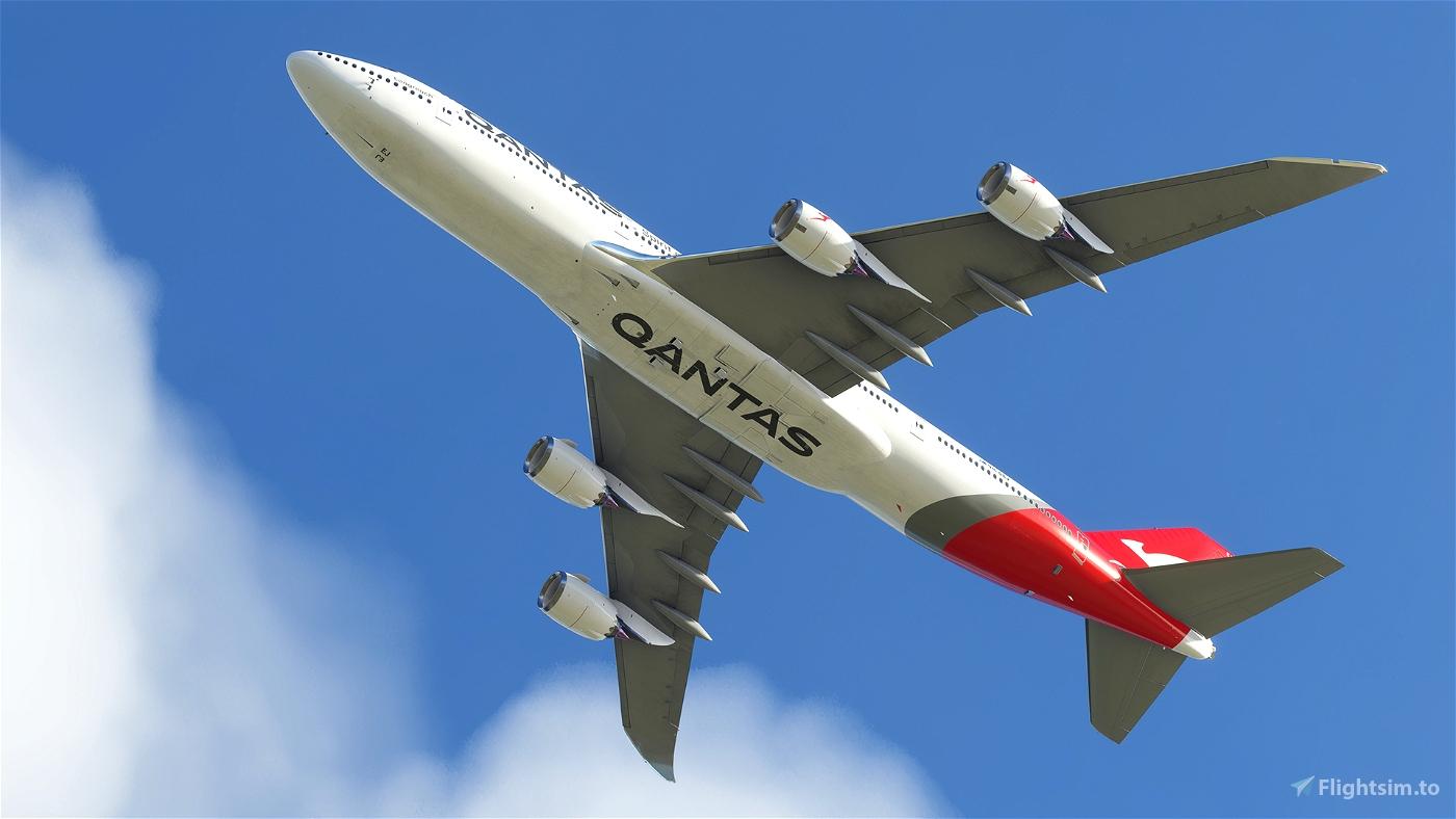 Qantas VH-OEJ Ultra [No Mirroring]