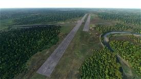 WWII Dobodura Airfield Complex - Papua New Guinea Microsoft Flight Simulator