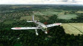 A1R Ryan Fictional French livery Microsoft Flight Simulator