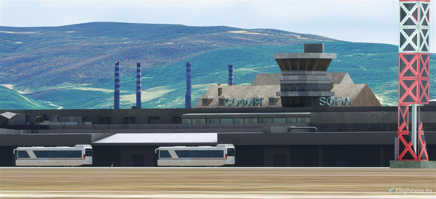Sofia Airport (LBSF)