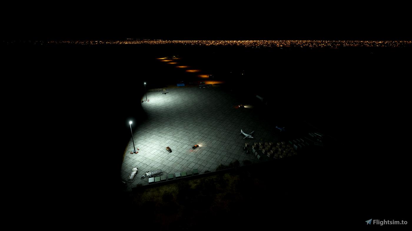 HCMR - Gaalkacyo Airport