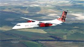 Loganair | Dash8 Q400 [Fictional] Microsoft Flight Simulator