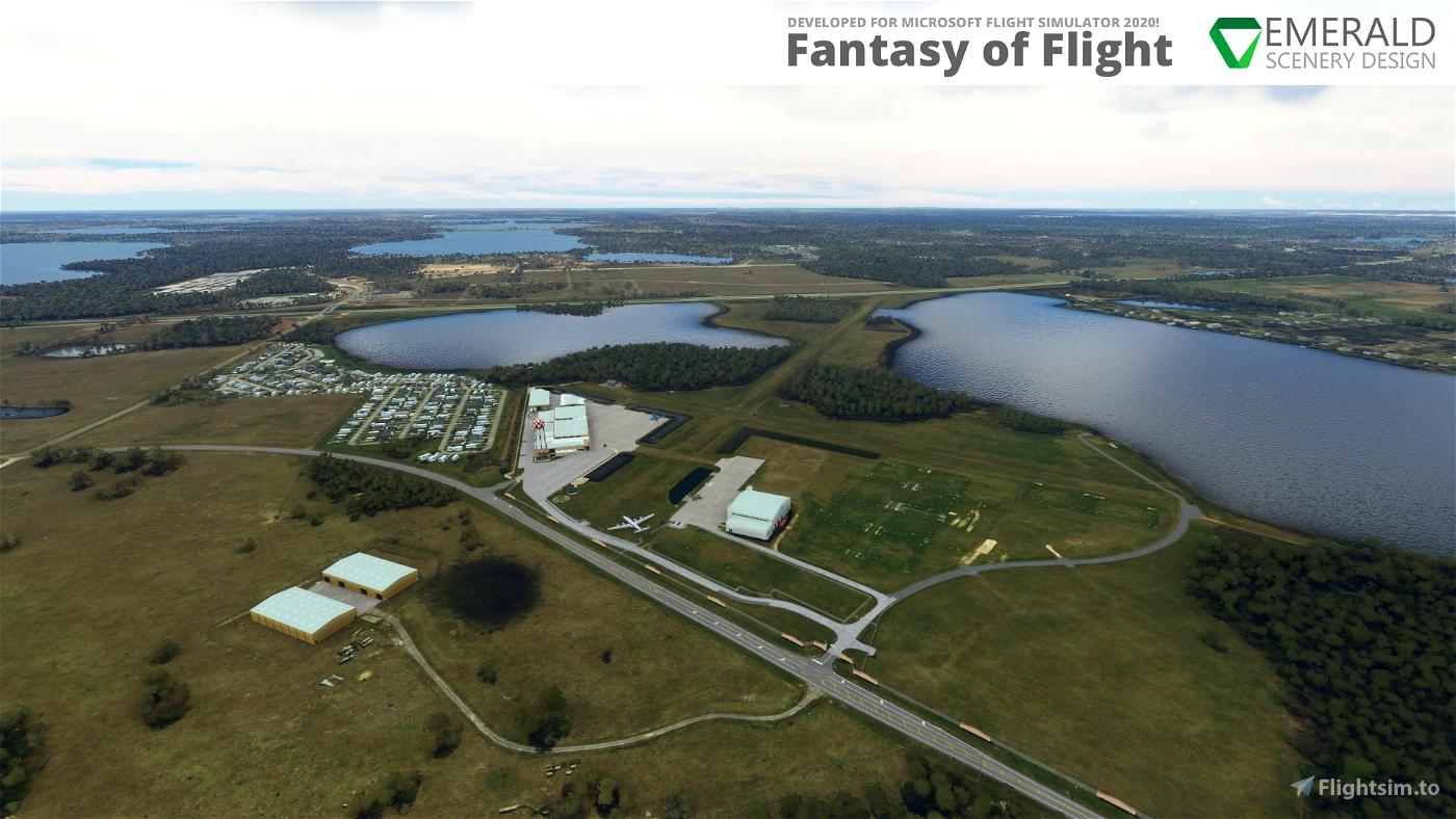 Fantasy of Flight (FA08)