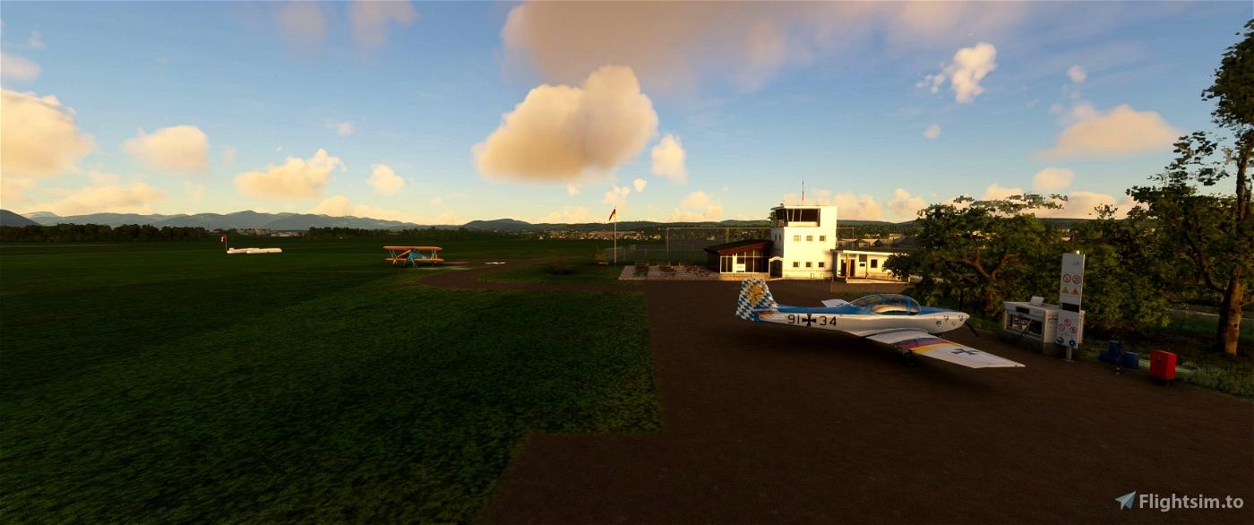Mikea.at - EDMK Kempten-Durach Microsoft Flight Simulator