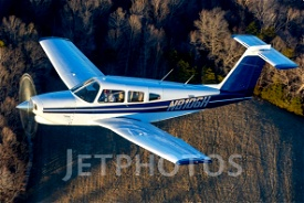 Just Flight's TurboArrow IV N8106H Microsoft Flight Simulator
