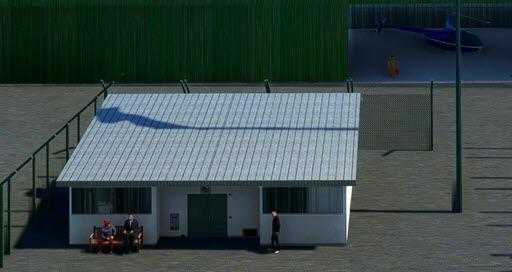 HLA1- Jim's Helicopter Service Grand Isle, Louisiana Microsoft Flight Simulator