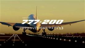 Flight Model Fix CS777-200ER + Revised Cockpit Textures  Microsoft Flight Simulator