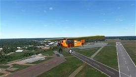 Golden Age Simulations Curtiss J1 Robin (Working Gauges) Microsoft Flight Simulator