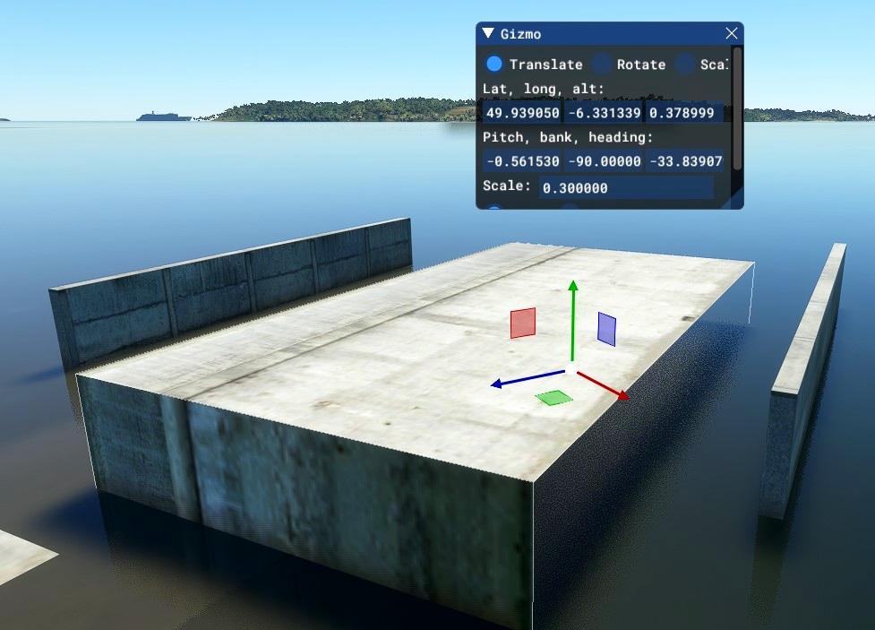 A Written MSFS SDK Scenery Creation Tutorial