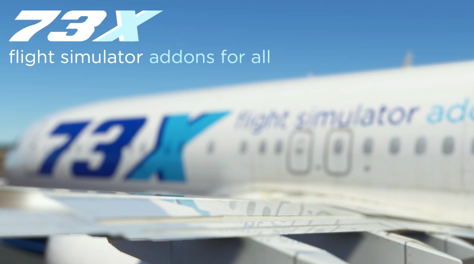 B73X Project (Boeing 737-800)