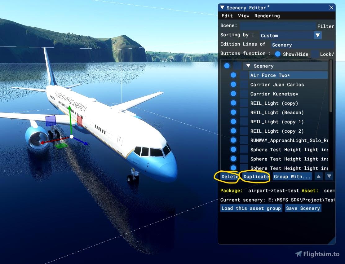 A Written MSFS SDK Scenery Creation Tutorial Microsoft Flight Simulator