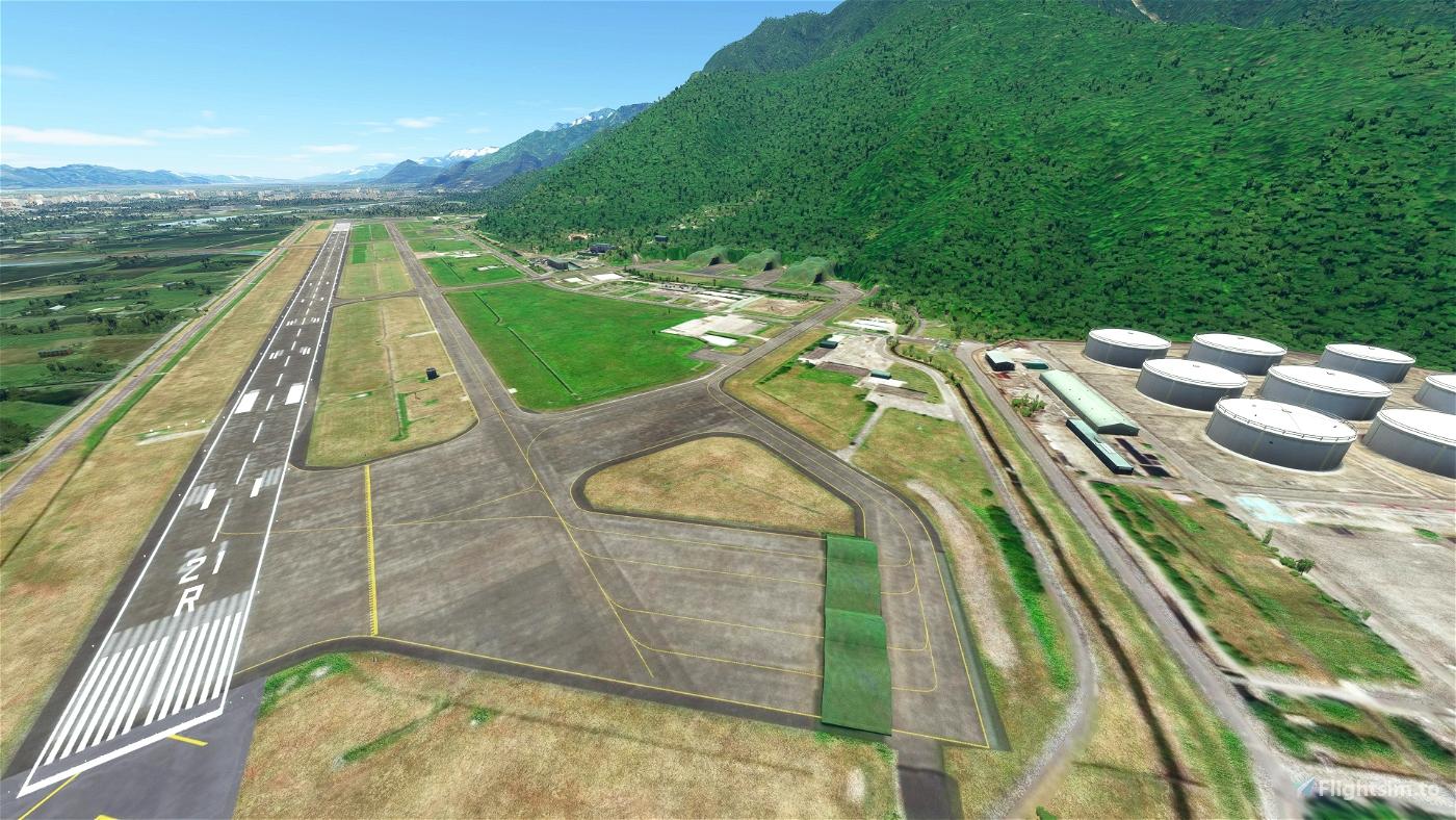 RCYU Hualien Airport, Taiwan