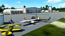 Project Life : Bahamas , New Bight (MYCB) Microsoft Flight Simulator