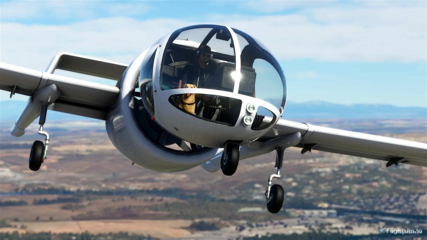 EA-7 Edgley Optica