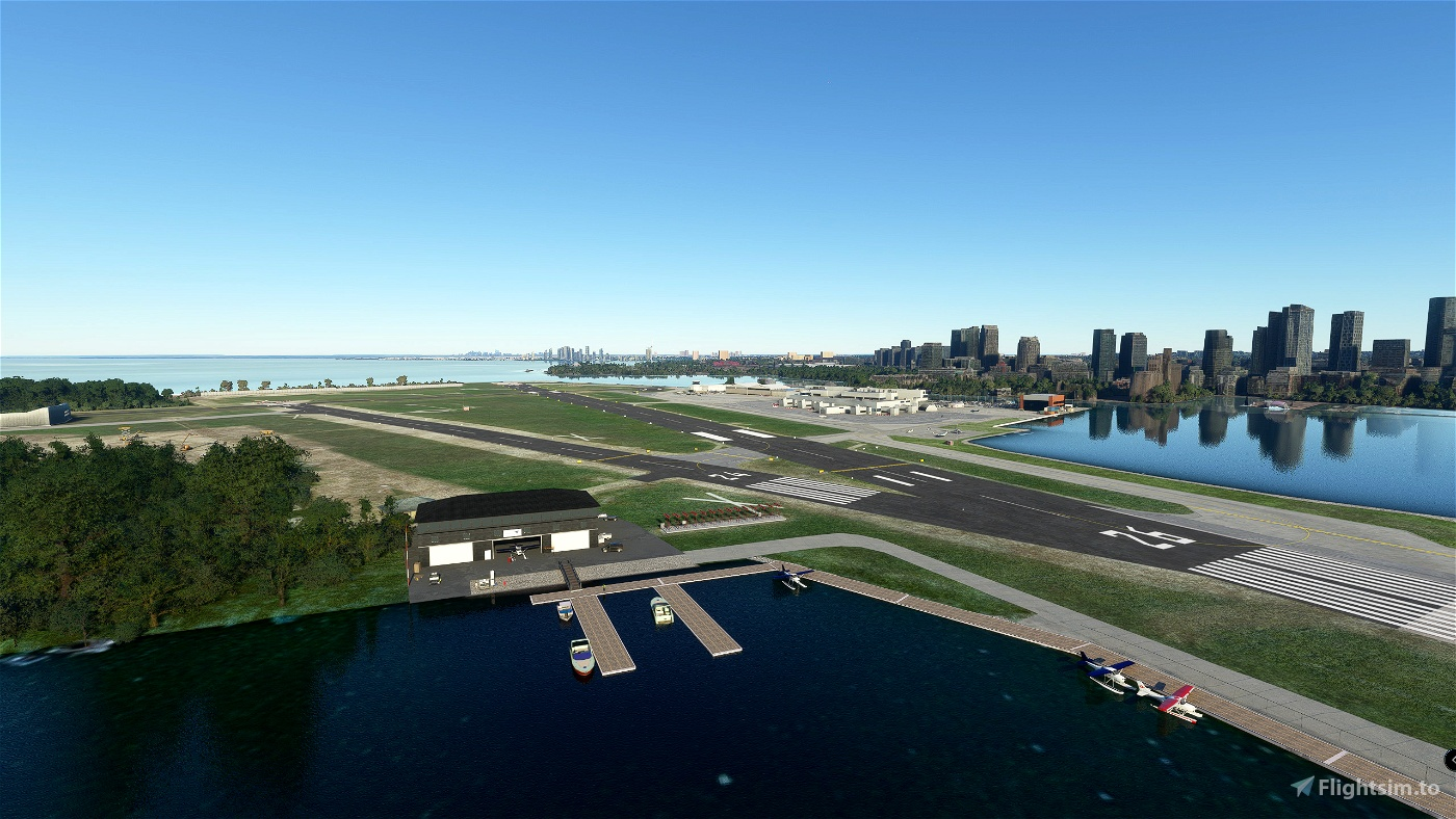 Toronto Harbour Air