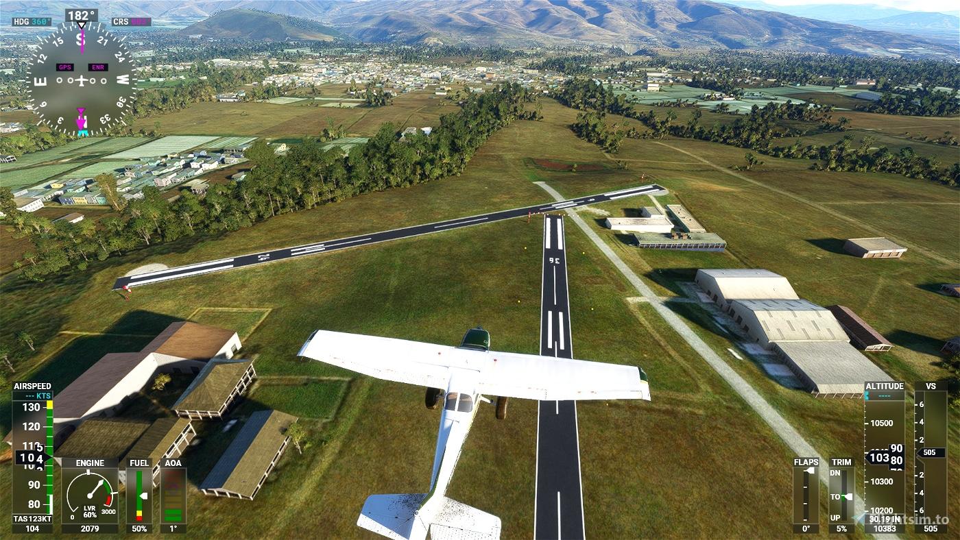 Aeródromo Andes Aeroclub - SETO