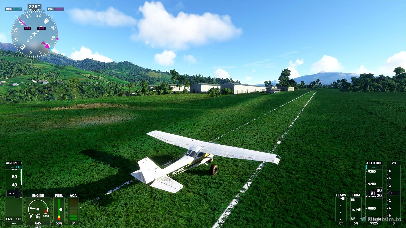 Aeródromo Laicas SELS