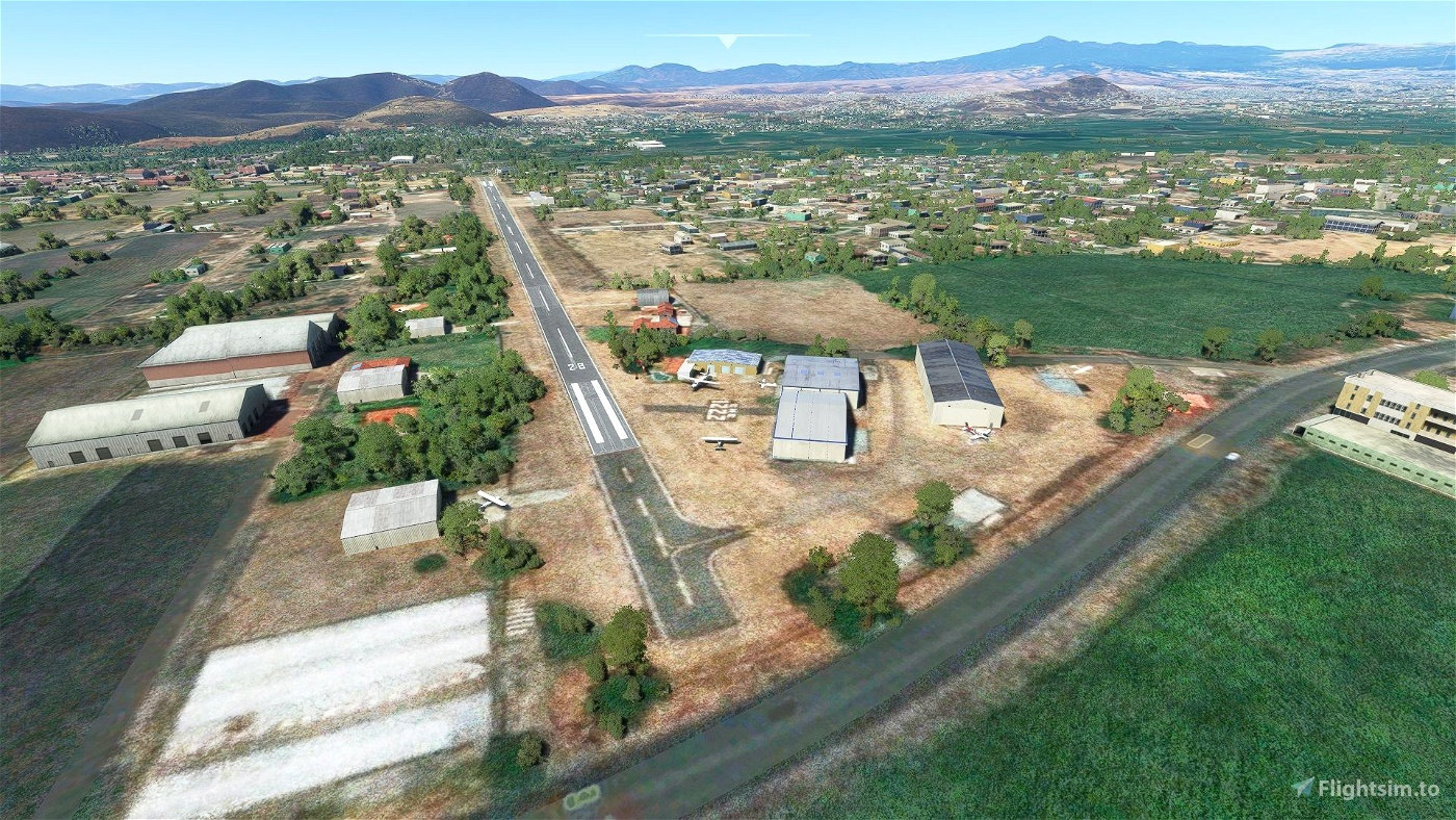 Aeropuerto de Chiconcuac, Morelos, Mexico (CHC, MM77, MX-1261)