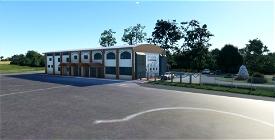 """Aeropuerto Internacional de Colonia """"Laguna de los Patos"""" (SUCA) Microsoft Flight Simulator"""