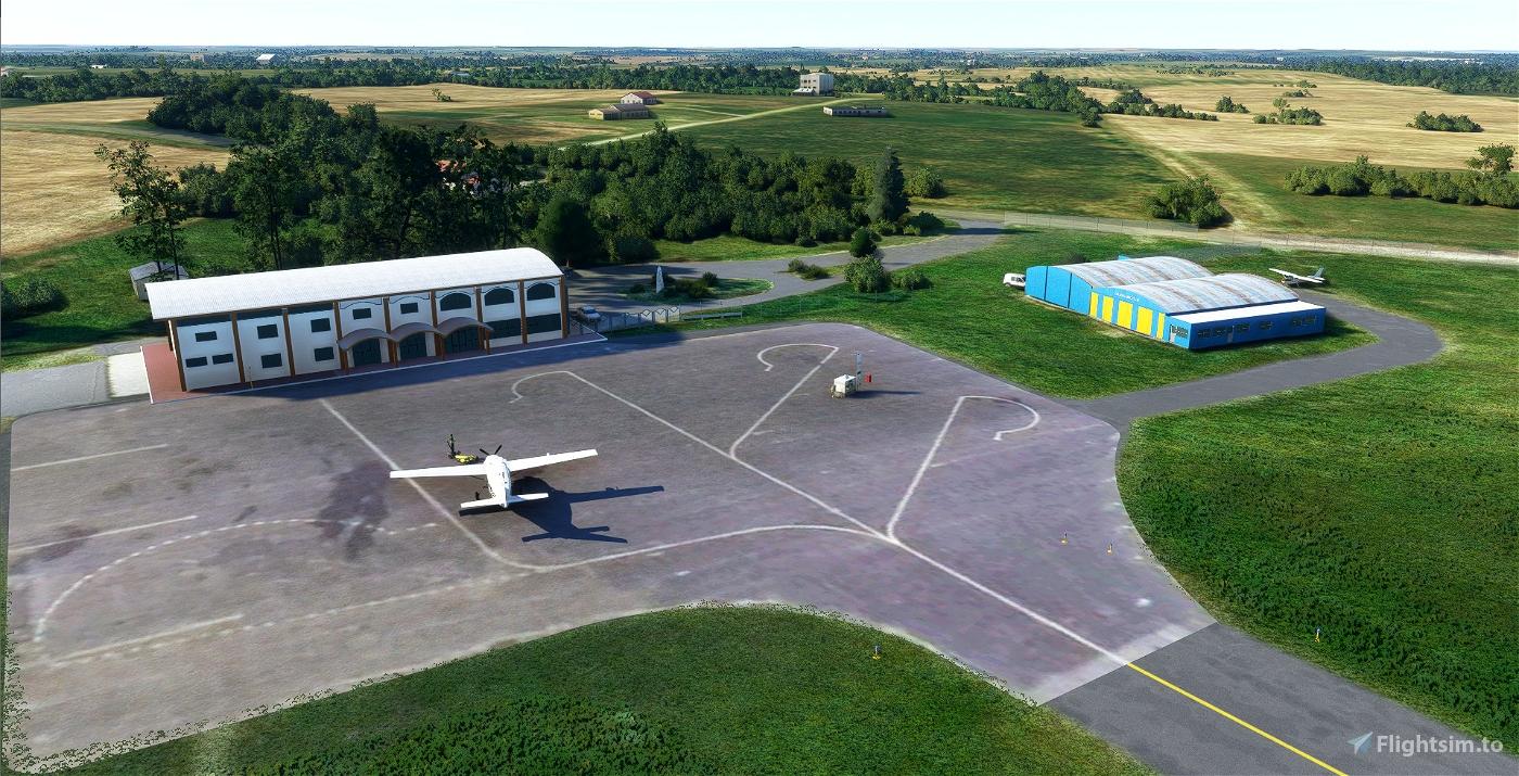 """Aeropuerto Internacional de Colonia """"Laguna de los Patos"""" (SUCA)"""