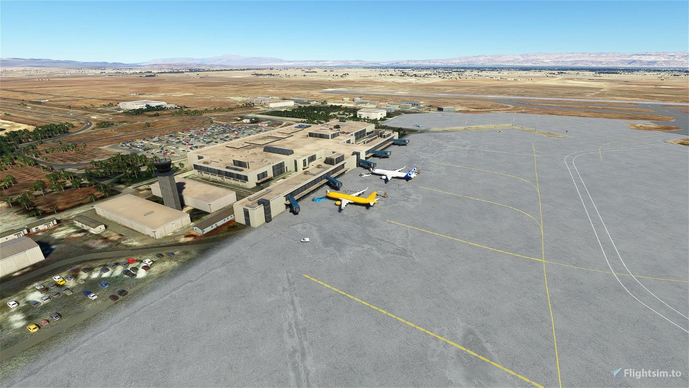 Damascus International - OSDI [ENHANCEMENT BETA] Microsoft Flight Simulator