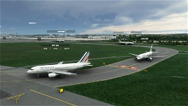 Easy airlines+aircraft matching with default live traffic Microsoft Flight Simulator