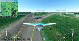 Enhanced Live Traffic Microsoft Flight Simulator