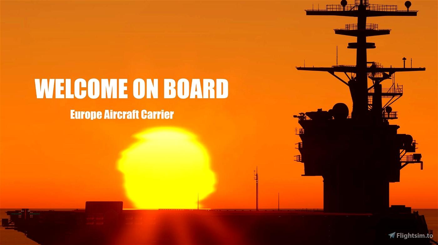 EUROPE AIRCRAFT CARRIER
