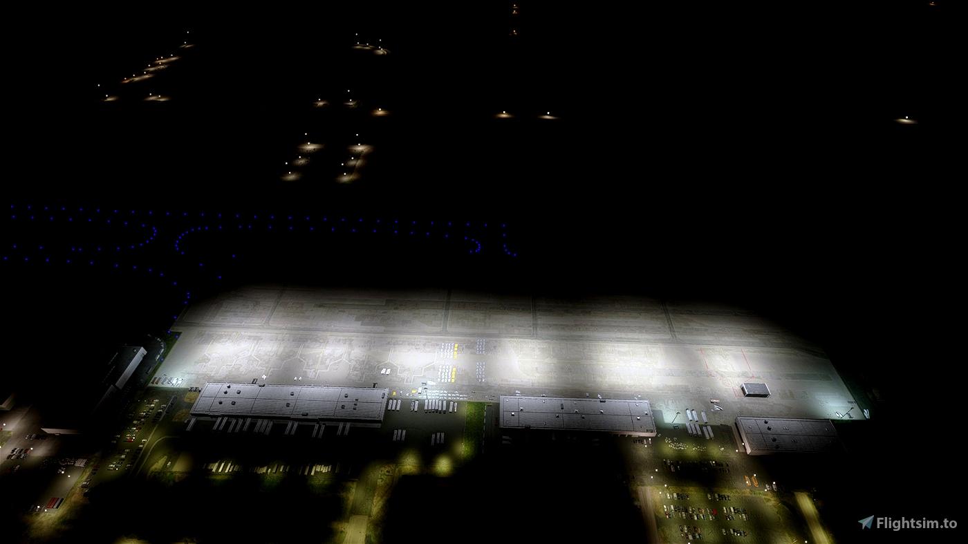 KDEN Lights Fix (Premium deluxe KDEN)