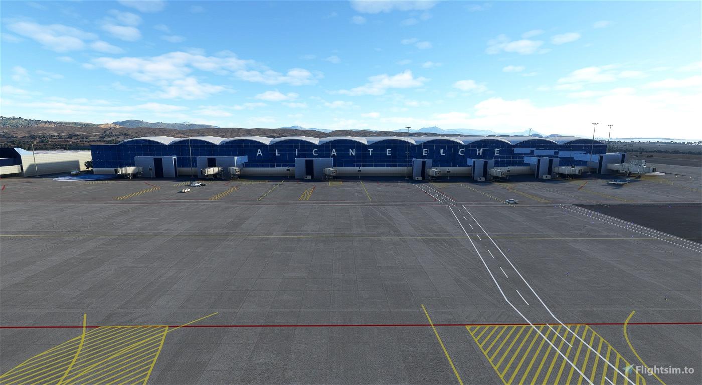 LEAL - Alicante Elche Airport