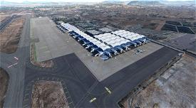 LEAL - Alicante Elche Airport Microsoft Flight Simulator