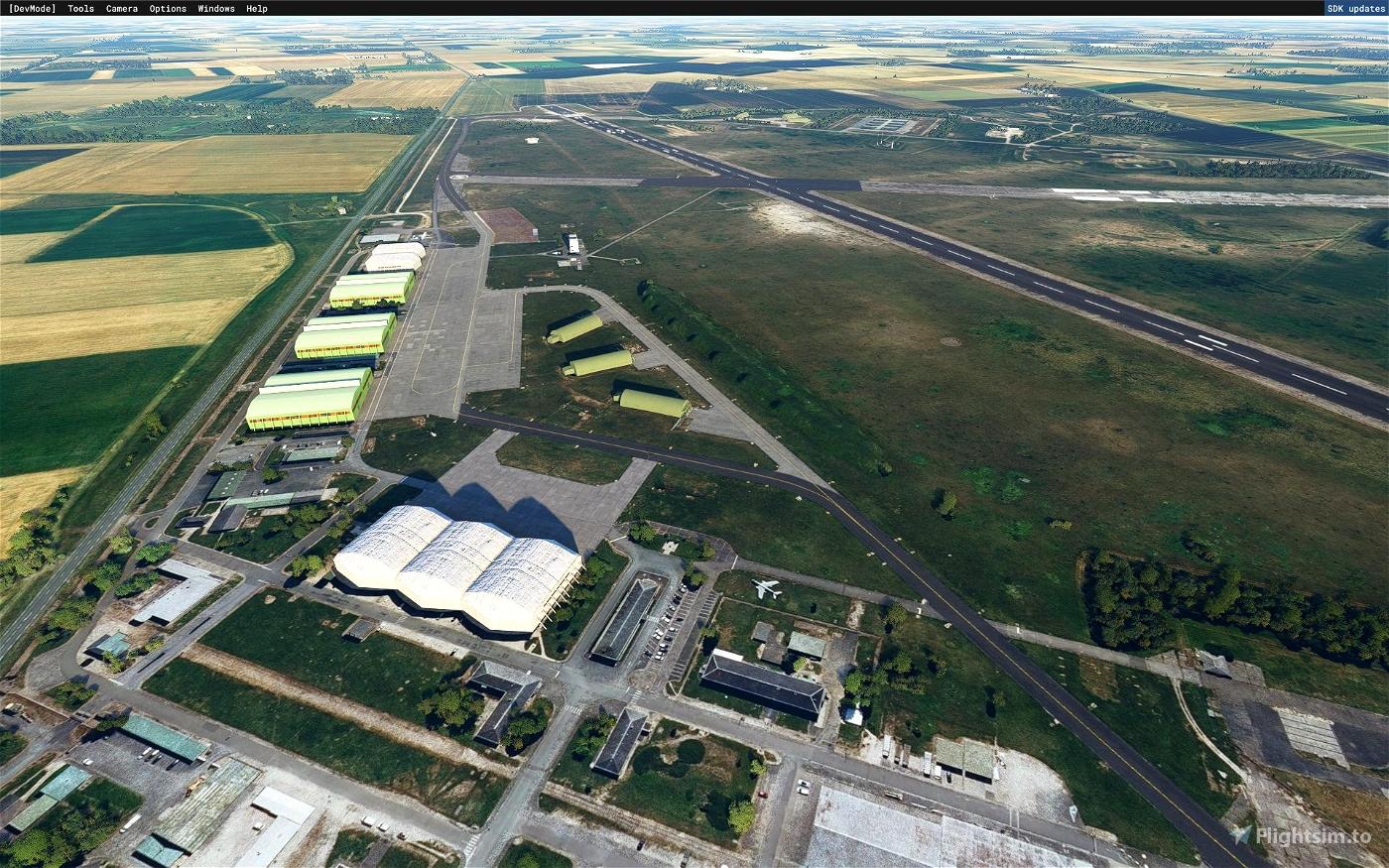LFOC - Base Aérienne 279 de Chateaudun
