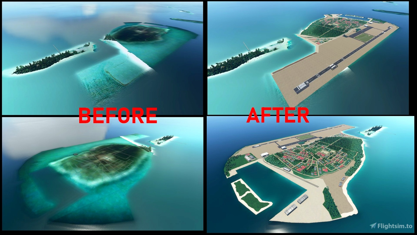 """Maldives pack by """"0235"""""""