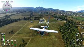 Aeródromo Andes Aeroclub - SETO Microsoft Flight Simulator