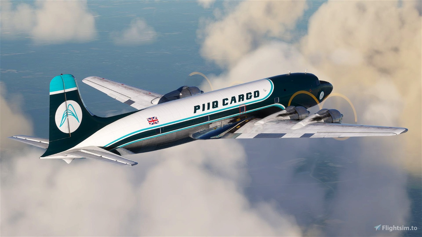 PIIQ CARGO DC6-A