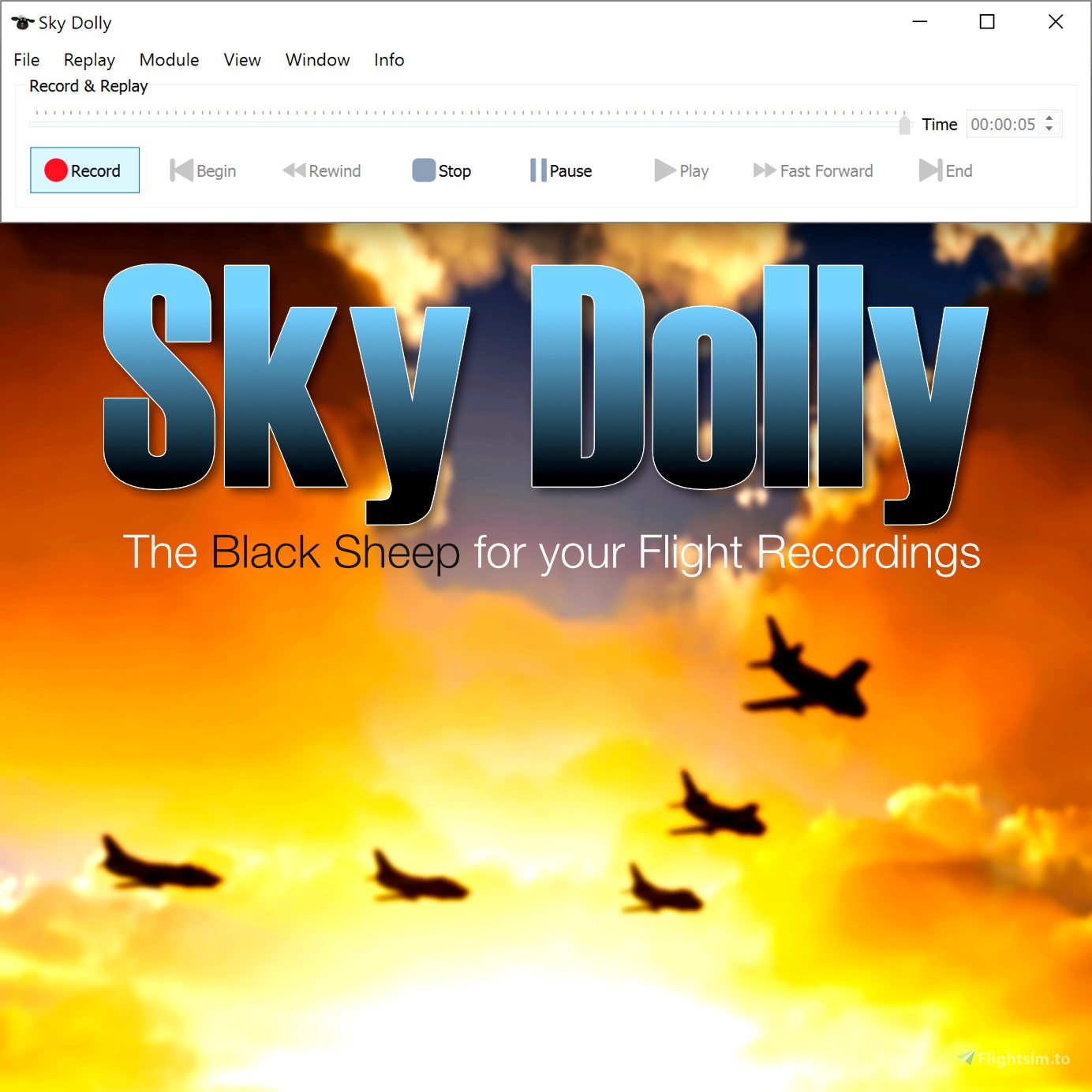 Sky Dolly Microsoft Flight Simulator