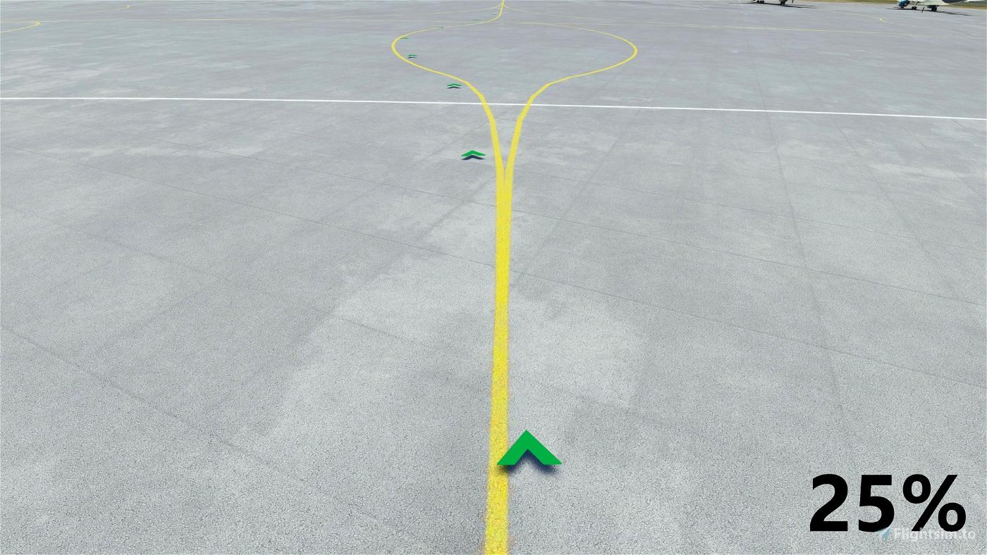 Subtle Taxi Ribbon