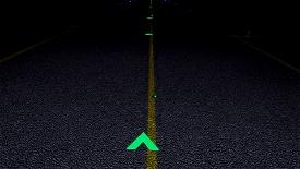 Subtle Taxi Ribbon Microsoft Flight Simulator